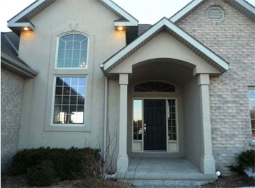 Exterior Stucco Is A Great Alternative To Other Exterior