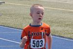 Meaford Coyote runners reach gold/silver standards at meet