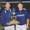 No. 9 achieved icon status in Vasey fastball