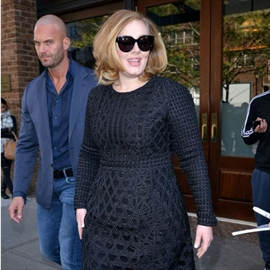 Adele feels 'more prepared' for attention-Image1