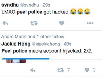 Twitter hijack
