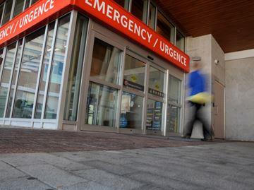 RVH Emergency Entrance