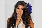 Kourtney Kardashian frequently blogs about health tips on her app