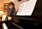 Gifted pianist