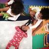 Zoe Saldana and Marco Perego welcome third child-Image1