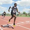 Racing to the finish line at LOSSA Track and Field