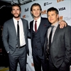 Liam Hemsworth's rivalry with brother Chris-Image1