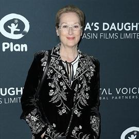 Meryl Streep's stylist denies Karl Lagerfeld's dress claim-Image1