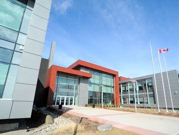 Hamilton-Wentworth District School Board headquarters, March 2017.