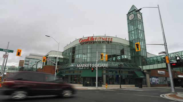 Blockbuster! Toronto Firm Buys Much Of Downtown Kitchener