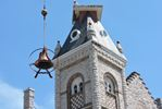 Town Hall bell tower reconstruction