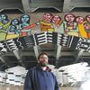 StreetARToronto Underpass Park Legacy Pillars