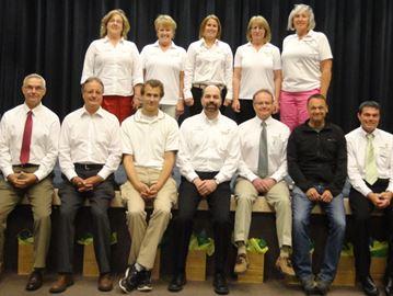 New 2015 Board of Directors for the GCFDC