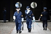 Blast at Japan's controversial war shrine injures no one-Image1