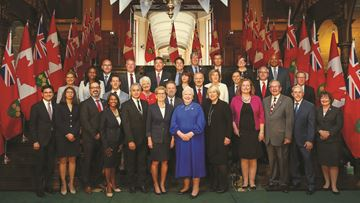 Ontario Cabinet