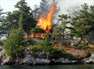 Ontario island set on fire to help rare trees-Image1