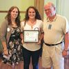 Student of the month recognized at Penetanguishene's École Secondaire Le Caron