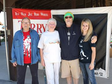 Meaford Terry Fox Run raises thousands