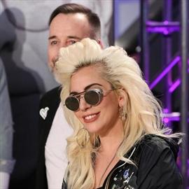 Lady Gaga to join Mark Ronson at Glastonbury?-Image1