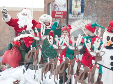 Uxbridge Santa Claus Parade