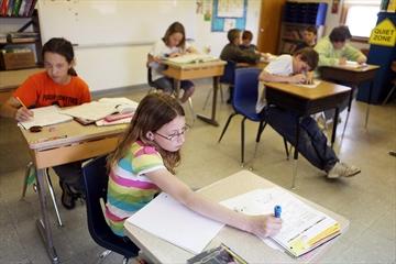 Quebec elementary school bans homework-Image1