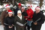 Stayner chamber members warm up their vocal cords