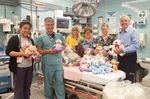 'Stuffies' for Stevenson Memorial Hospital in Alliston