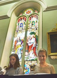 Sacred Heart Children's Choir and Ringers