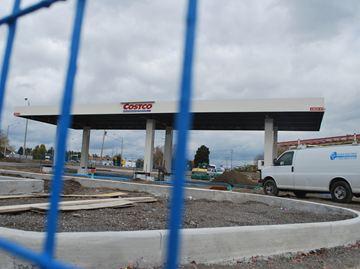Attention Costco Customers New Gas Station Opening Soon