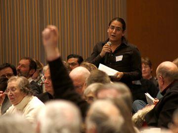 Energy East pipeline talk draws large crowd