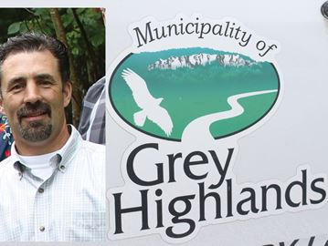 New Grey Highlands Mayor ready for action