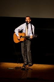 Chris Hadfield in Owen Sound