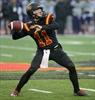 Guelph quarterback