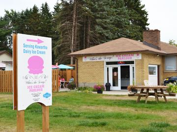 Council agrees to take legal action against Alliston ice cream parlour
