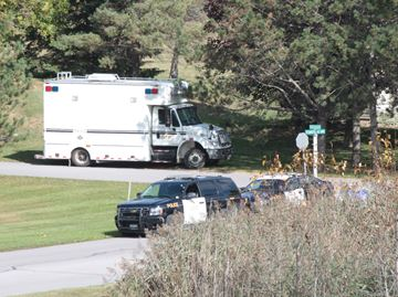 Tecumseth Pines Drive in New Tecumseth closed for police investigation