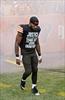 Browns' Hawkins emotional in defending T-shirt-Image1