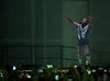 Kanye West @ Pan Am closing