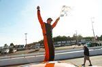 Orillia driver wins his seventh race of season