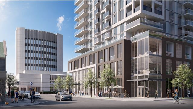 March 28 public meeting for proposed 26-storey building across Burlington City Hall