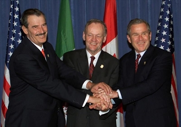 North American unity important: Chretien-Image1