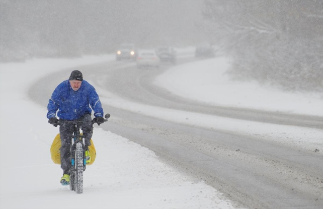 November was the coldest in almost 25 years