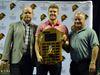 Captain Teirney named team MVP