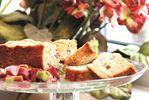 Rhubarb Loaf