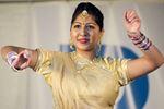 Diwali dance