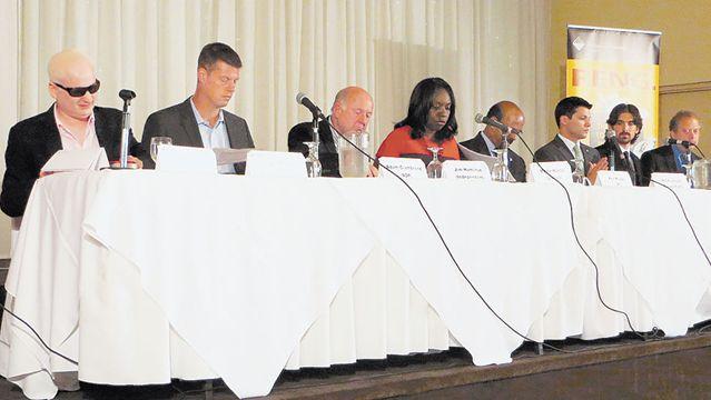 Scarborough Guildwood Candidates Talk Subways Physiotherapy During Debate Insidetoronto Com