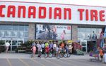 Mountain bikes from Canadian Tire