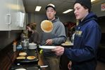 Uxbridge Lions pancake breakfast