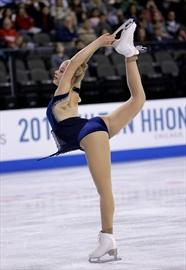 Tuktamysheva tops Skate America women's short-Image1