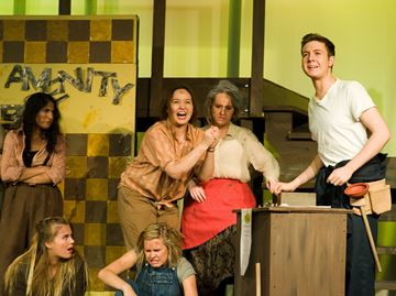 Oakville's T.A. Blakelock H.S. takes a trip to Urinetown