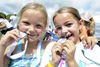 Oakville's Tri-Fun Triathlon for kids